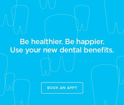 Be Heathier, Be Happier. Use your new dental benefits. - Las Vegas Modern Dentistry and Orthodontics